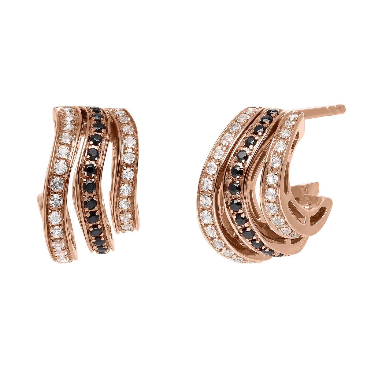 zoom il en in multiple triple fullxfull listing cartilage piercing earrings and earring single