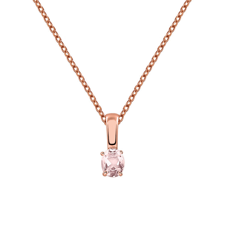 Colgante cuarzo rosa oro rosa, J03281-03-PQ, hi-res
