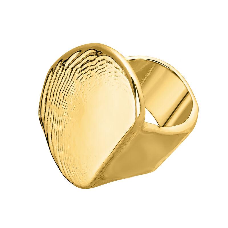 Anillo escultórico grande oro, J04056-02, hi-res
