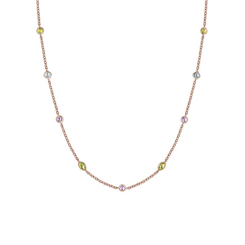 Collar mix piedras oro rosa, J03765-03-AMPESB, hi-res