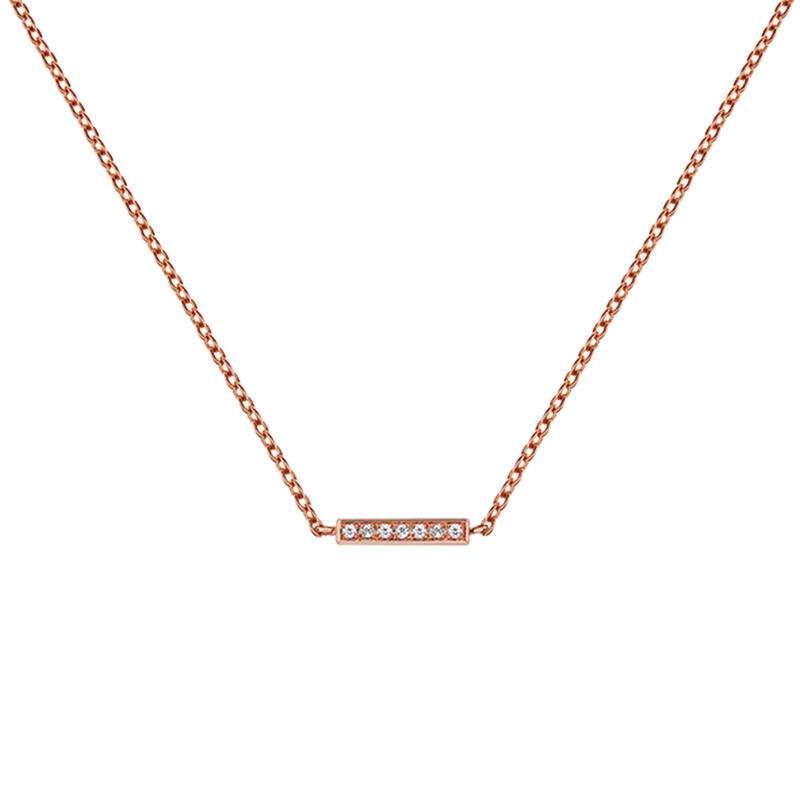 Colgante barra topacio plata recubierta oro rosa, J03295-03-WT, hi-res