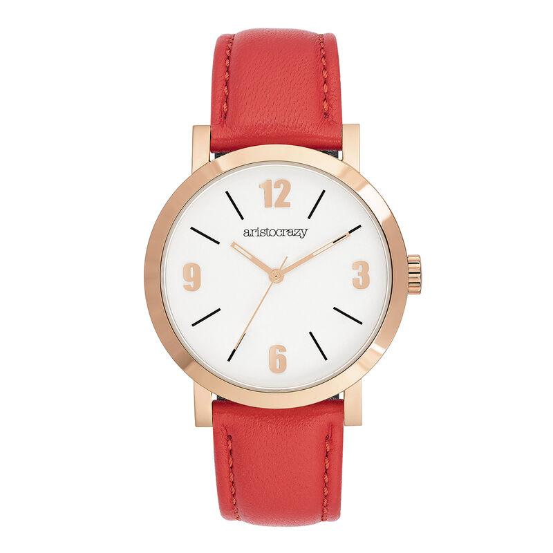 Reloj La Condesa coral