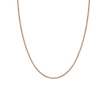 3ea8004cda0a Cadena larga oro rosa