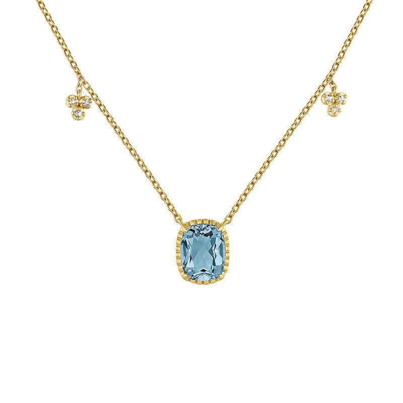 Collar topacio plata recubierta oro, J04684-02-LB-WT, hi-res