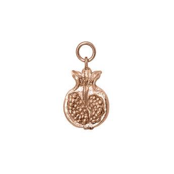Rose gold pomegranate necklace, J03730-03, hi-res
