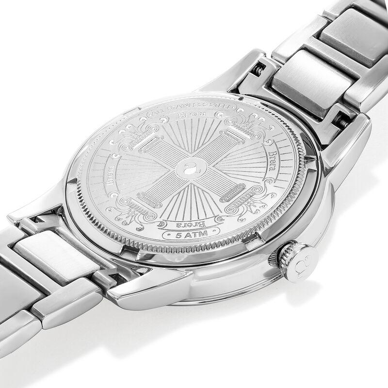 Reloj Brera armis esfera blanca, W44A-STSTWH-AXST, hi-res