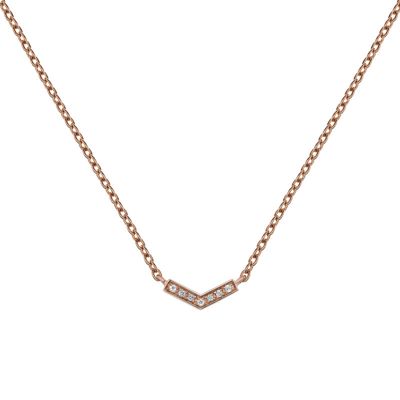 Colgante en V topacio oro rosa, J03293-03-WT, hi-res