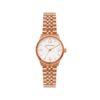 St. Barth watch rose gold bracelet, W30A-PKPKWH-AXPK, hi-res
