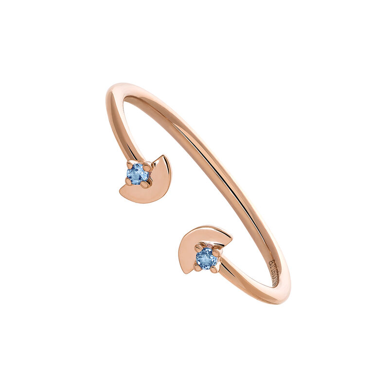 You and me rose gold topaz ring, J03744-03-LB, hi-res