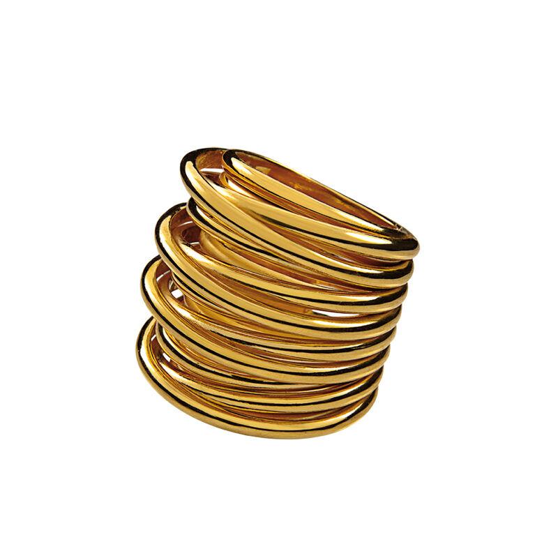 Anillo multibrazo maxi oro, J00843-02, hi-res