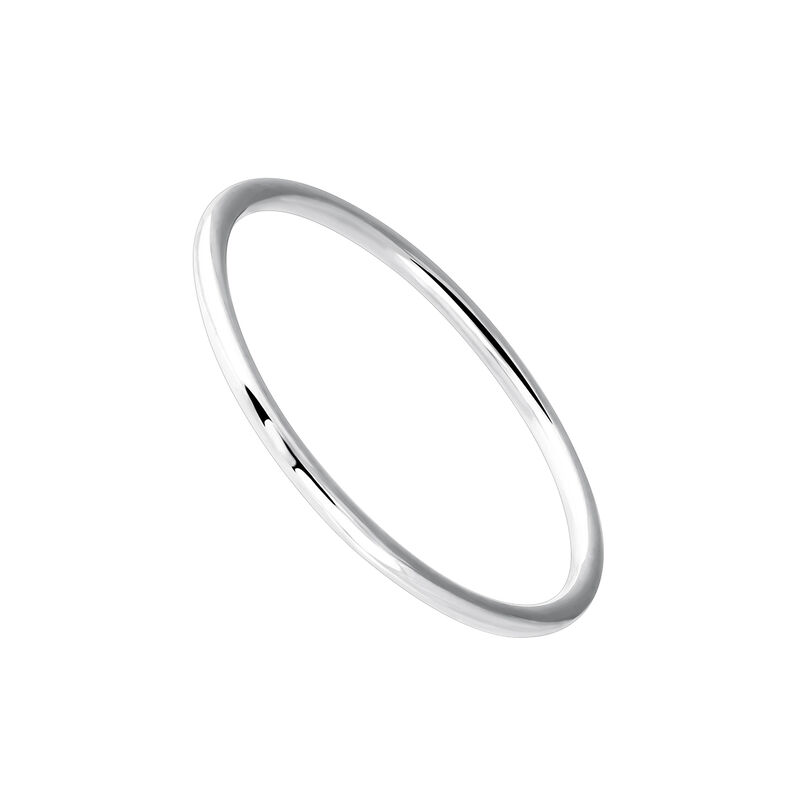 Anillo simple oro blanco, J03854-01, hi-res