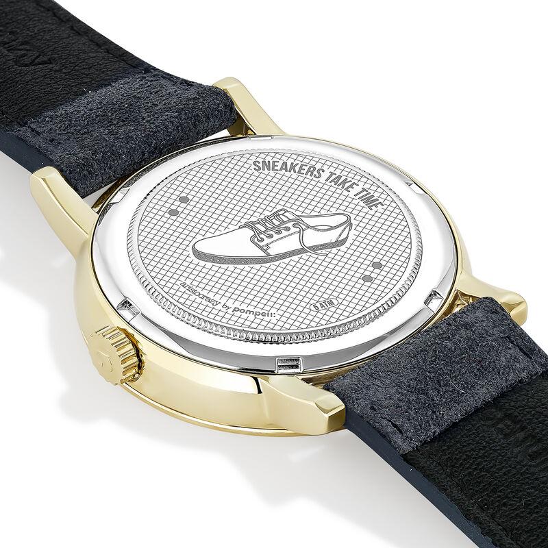 Blue Pompeii watch, W45A-YWYWWP-LEBU, hi-res