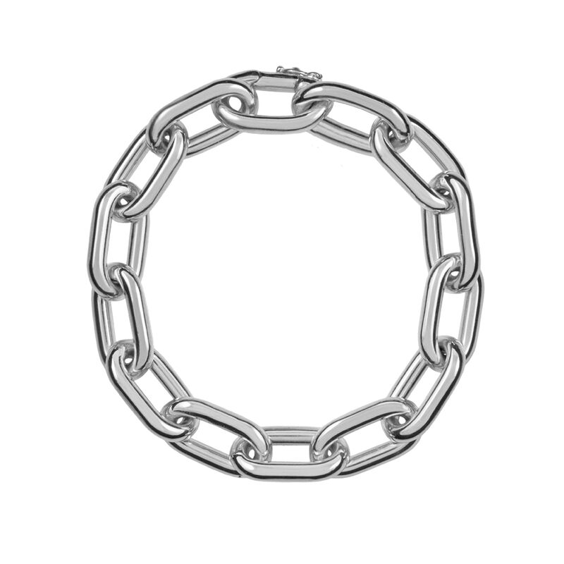 Pulsera forzá mediana plata , J00890-01-NEW, hi-res