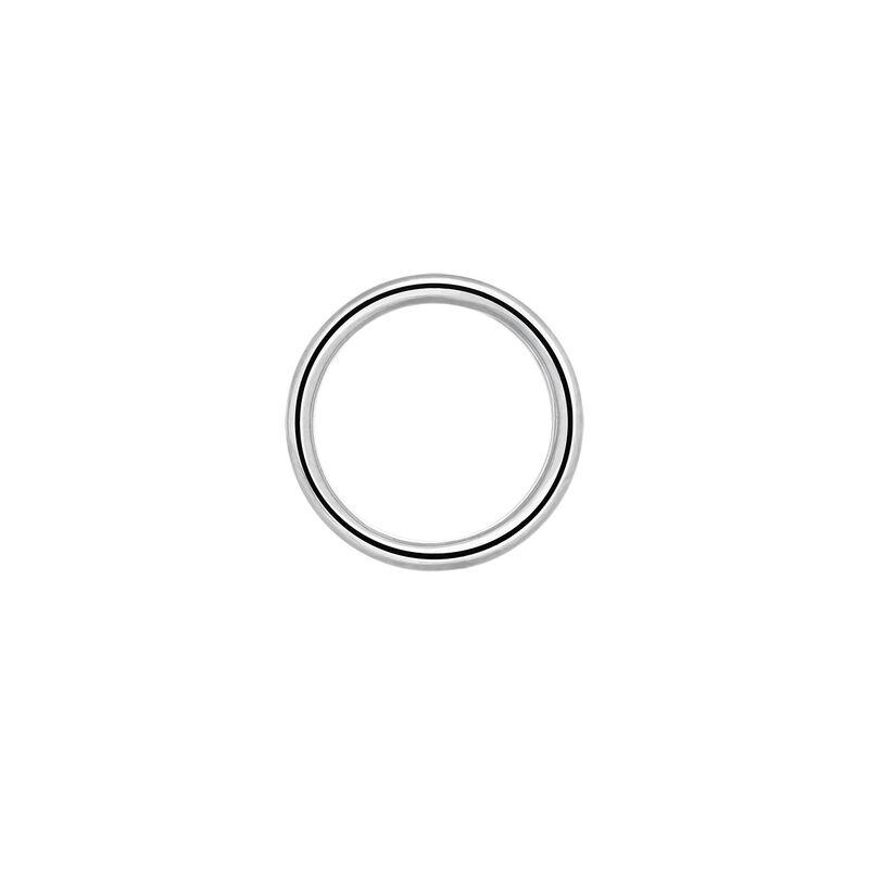Pendiente piercing círculo cartílago plata, J03473-01, hi-res