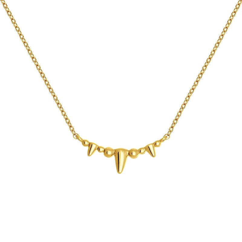 Colgante pinchos oro, J03866-02, hi-res