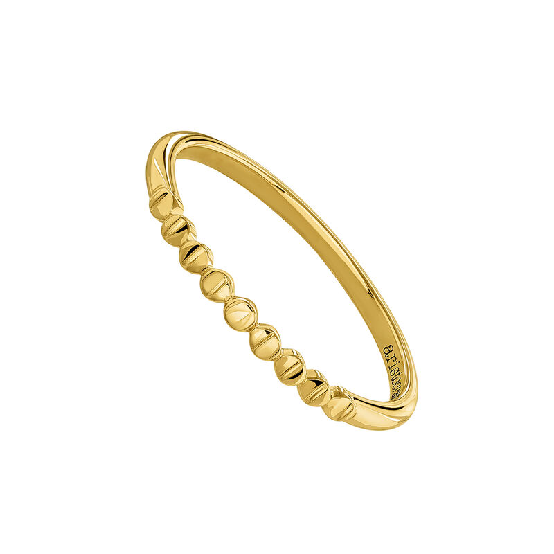 Gold moon phases ring, J03995-02, hi-res
