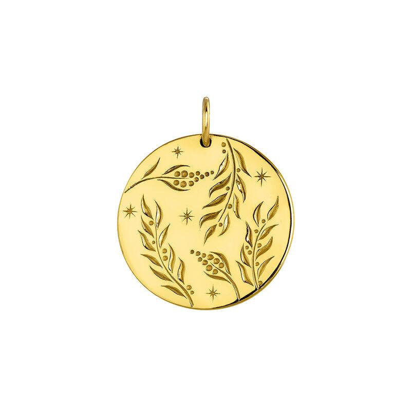 Colgante lira oro, J04153-02, hi-res