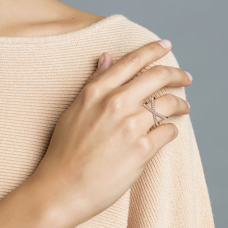 Anillo cruz topacio oro rosa, J03263-03-WT, hi-res