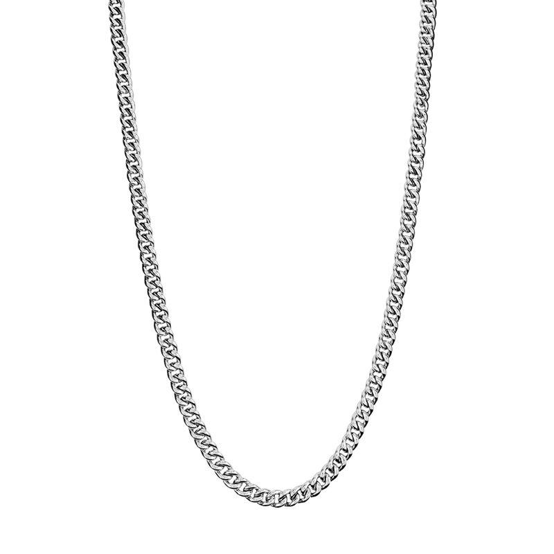 Cadena barbada larga plata, J00491-01-85, hi-res