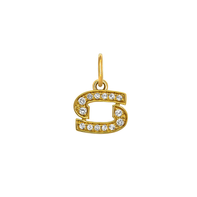 Colgante Cáncer oro, J03607-02-WT, hi-res