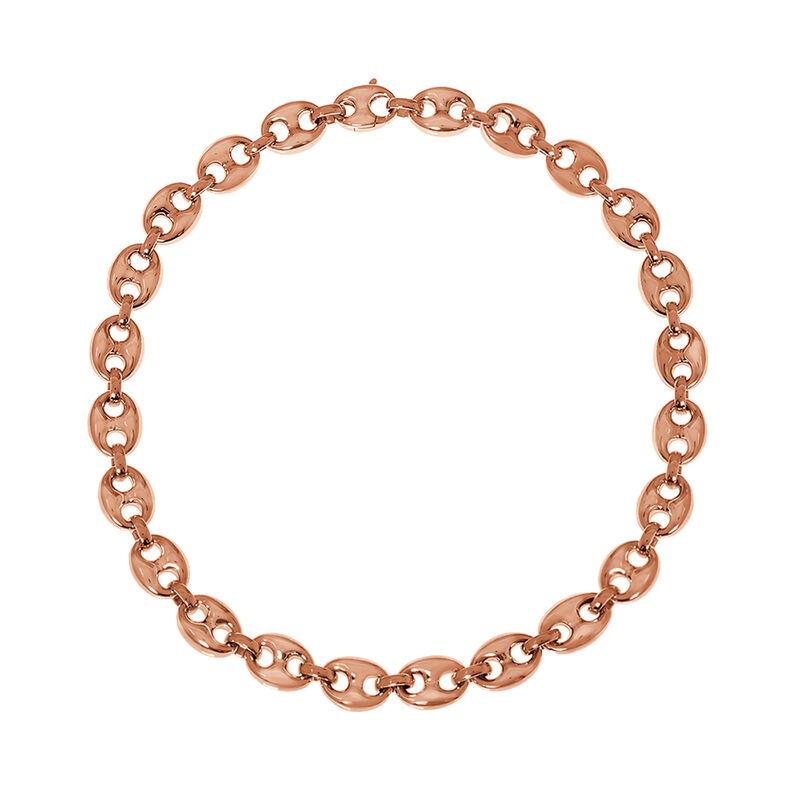 Collar calabrotes pequeños oro rosa, J01920-03-45, hi-res