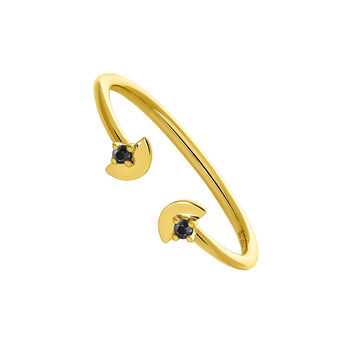 You and me gold spinel ring, J03744-02-BSN, hi-res