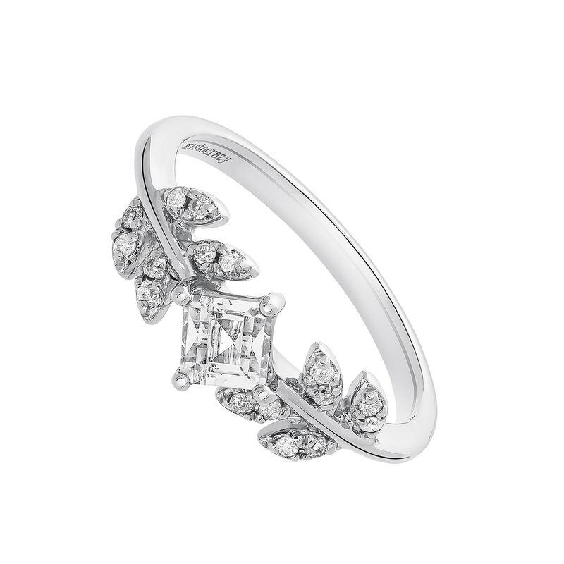 Anillo hojas topacio y diamantes plata, J03707-01-WT-GD, hi-res