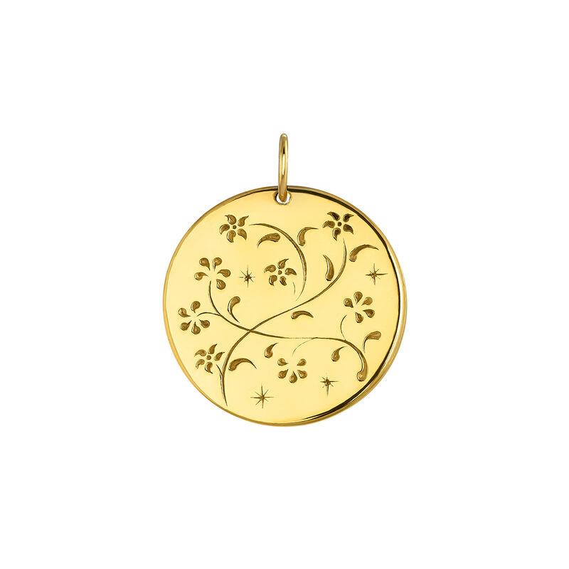 Colgante unicornio oro, J04009-02, hi-res