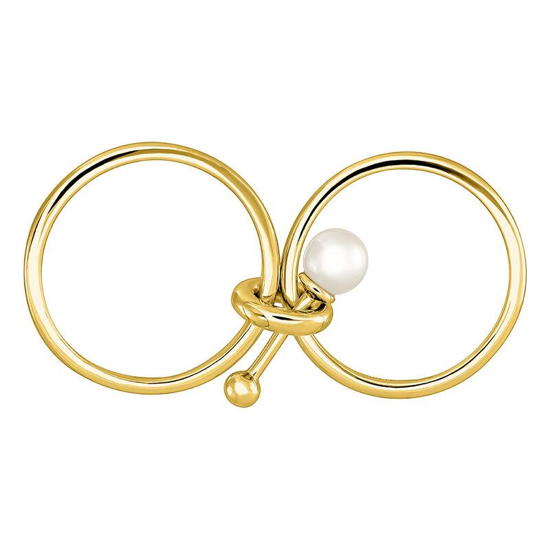 Anillo perla oro, J04022-02-WP, hi-res
