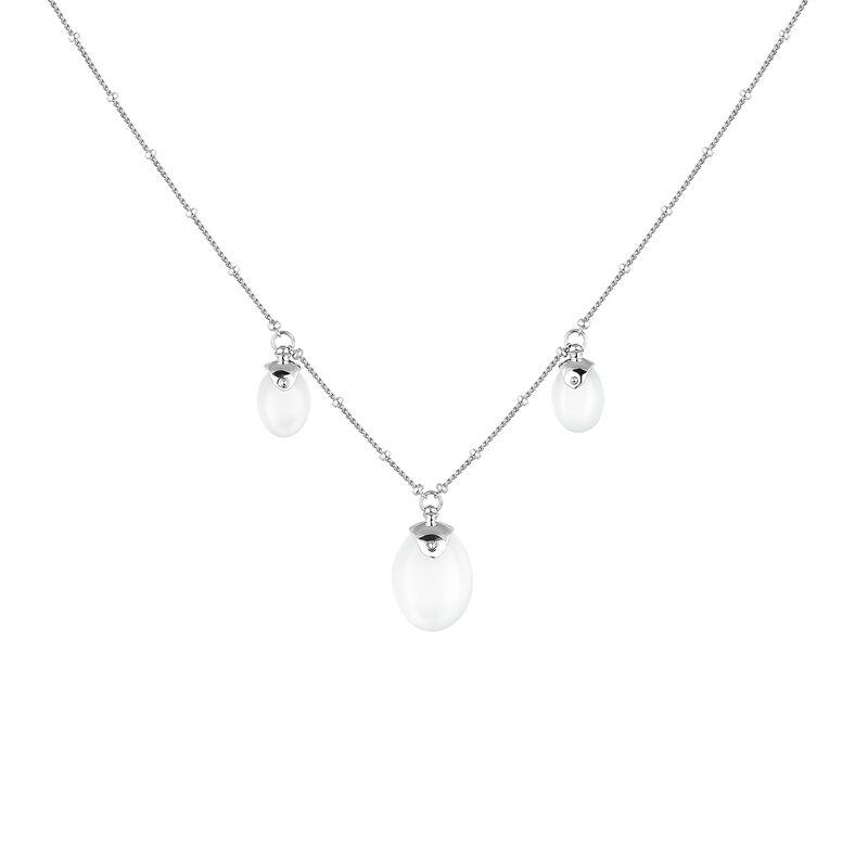 Collar piedras luna plata, J04160-01-WMS, hi-res