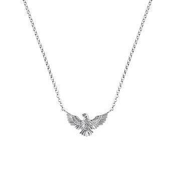 Colgante águila plata, J03053-01, hi-res