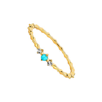 9 kt gold stone ring, J04704-02-TQ-WS, hi-res