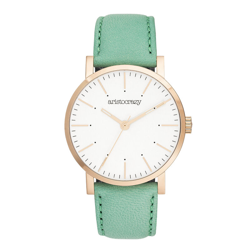 Fillmore watch turquoise strap