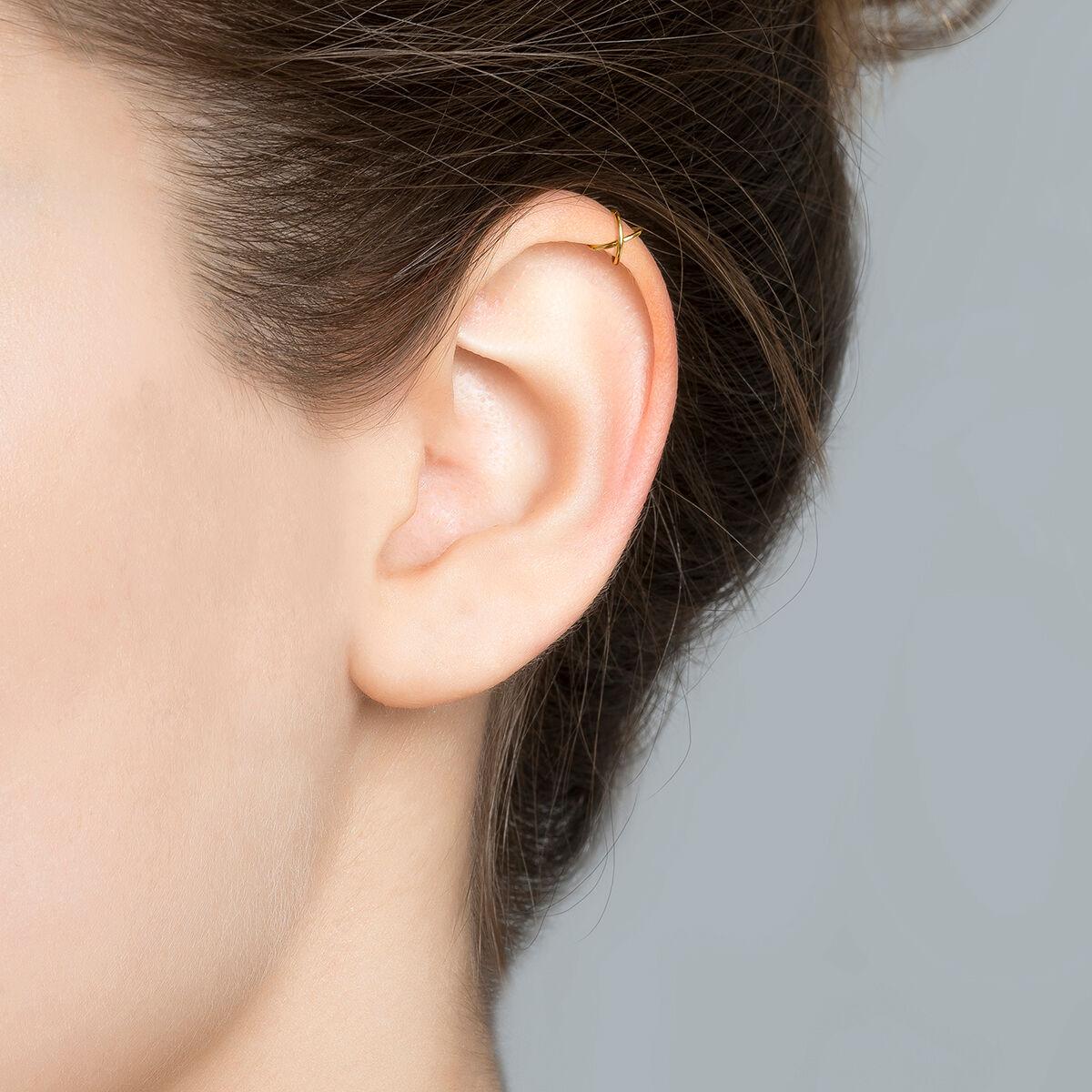 boucle d'oreille cartillage