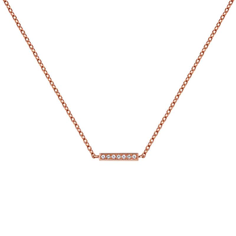 Colgante barra topacio oro rosa, J03295-03-WT, hi-res
