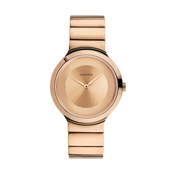 Montre Vesterbro bracelet acier rose cadran rose, W48A-PKPKPK-AXPK, hi-res