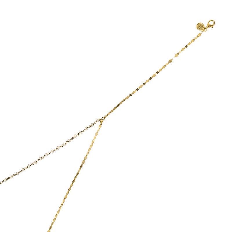 Chaine corporelle or avec pierre de lune, J03618-02-WMS, hi-res