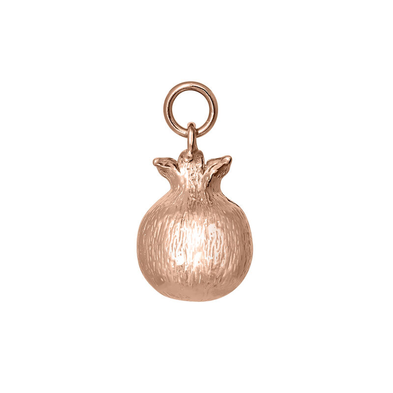 Colgante granada oro rosa, J03730-03, hi-res