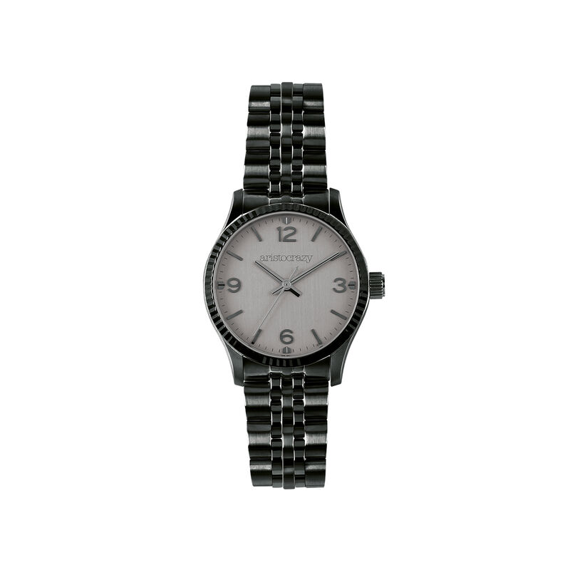 St. Barth watch dark grey steel, W30A-GRGRGR-AXGR, hi-res