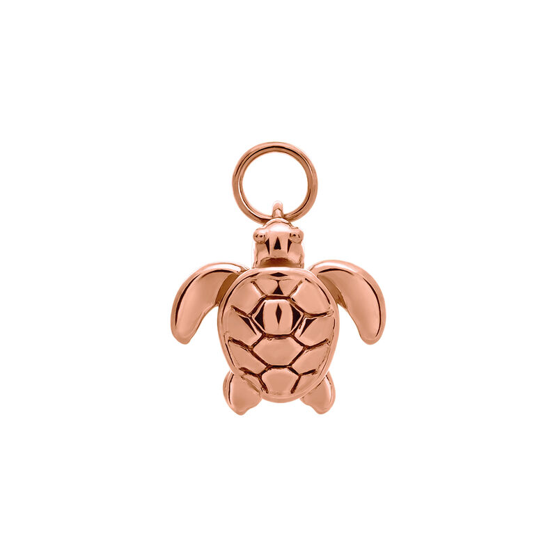 Colgante tortuga oro rosa, J03444-03, hi-res