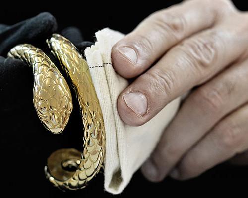 entretien des bijoux