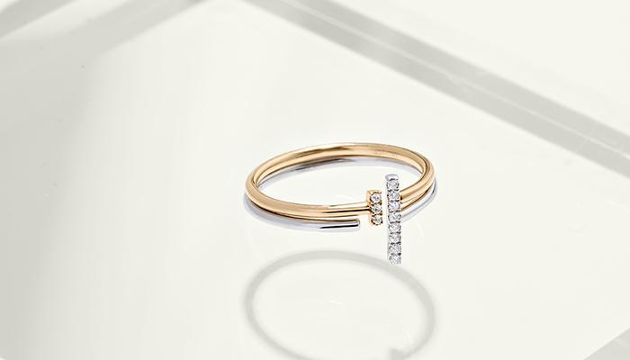 cuidado joya oro con diamantes