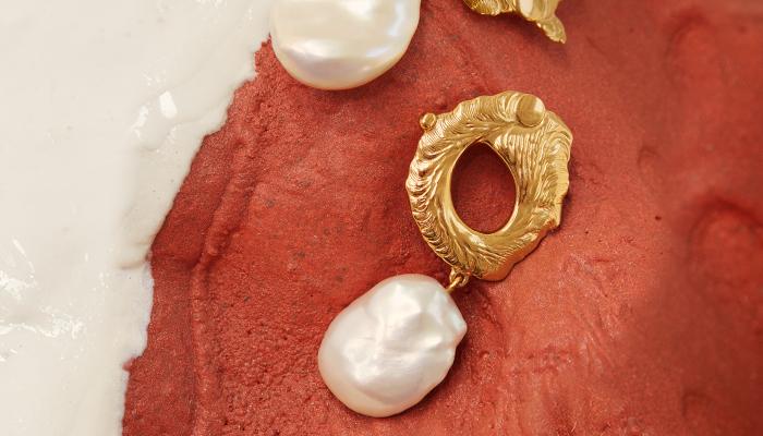 cuidado joya plata con perlas