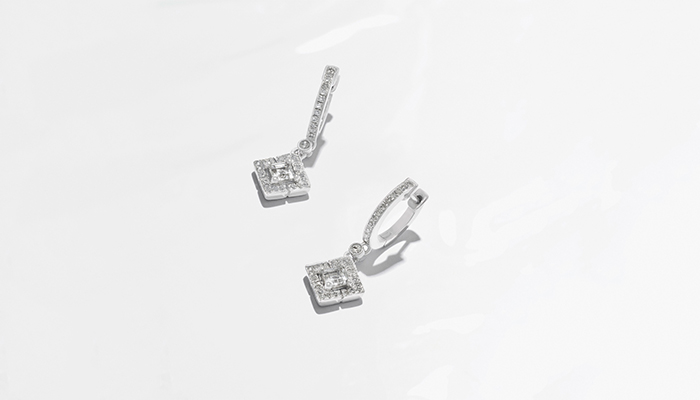 cuidado joya plata con diamantes