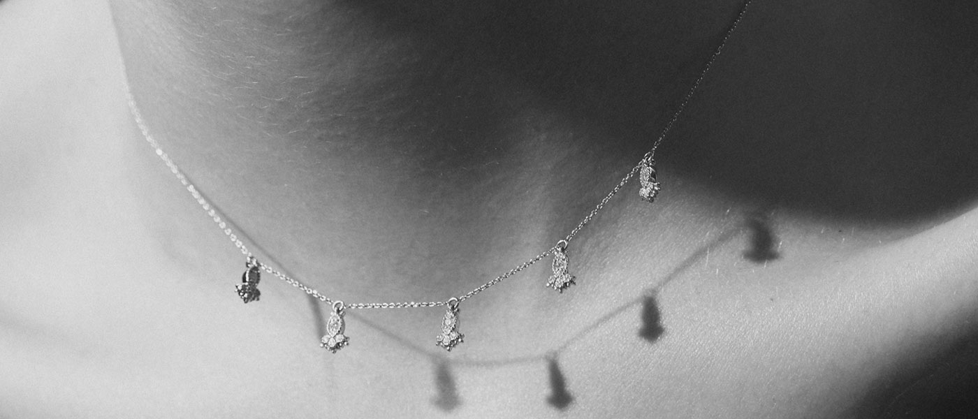 Landing diamonds
