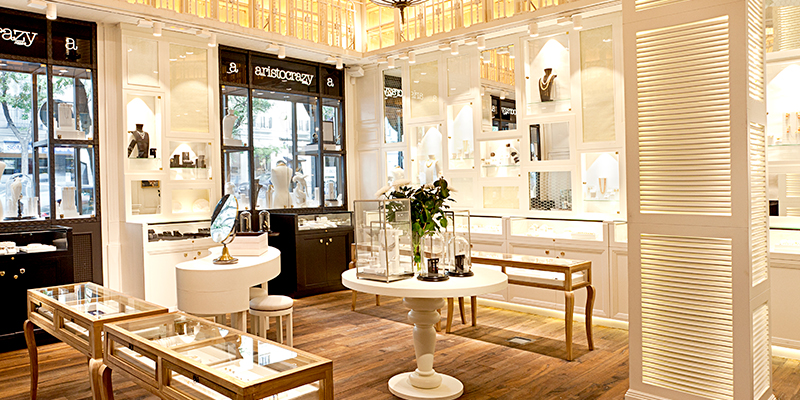 Aristocrazy Paris Le Marais